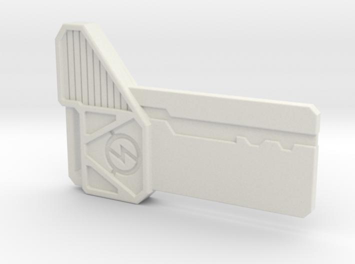 Resident Evil Power Room Key 3d printed
