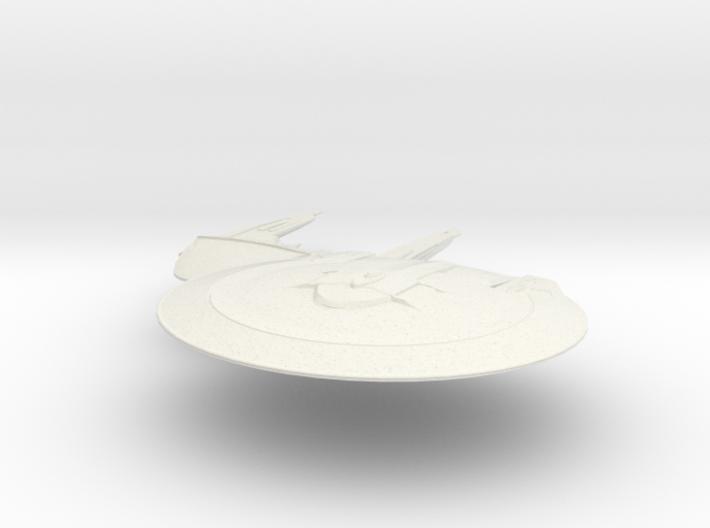 "Monarch Class ExplorationCruiser II 5.7"" 3d printed"
