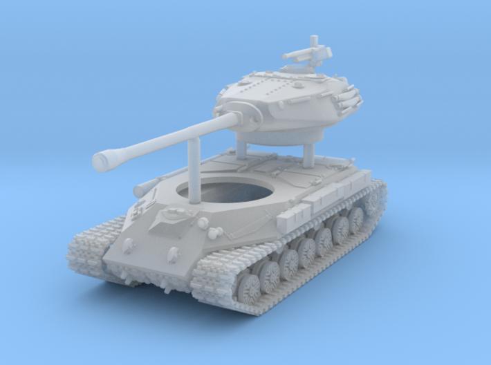 IS-4 Heavy Tank Scale (custom): 1:100 3d printed