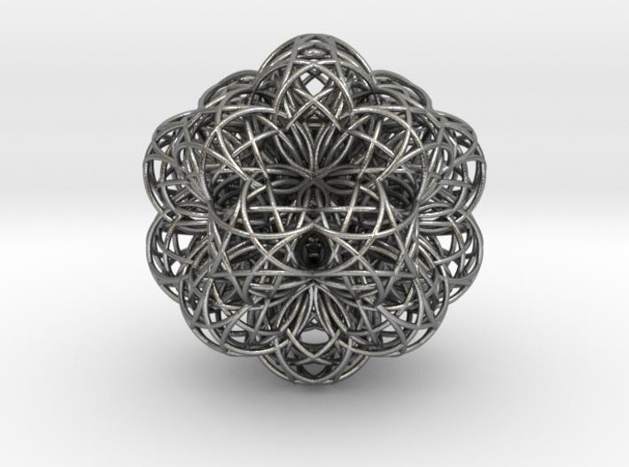 Zulu Plasma Radiation Fusion 3d printed