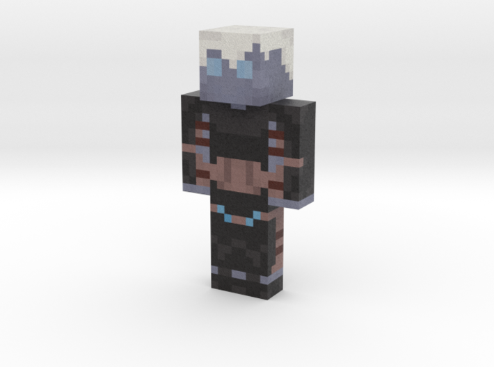 silver735 | Minecraft toy 3d printed