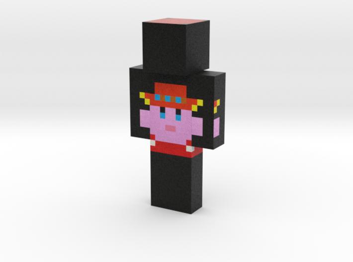 ADE5EAEF-648F-4AA1-AD4F-8366AA952C0E | Minecraft t 3d printed