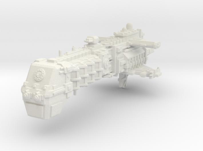Mech Crucero Ligero Defiant 3d printed