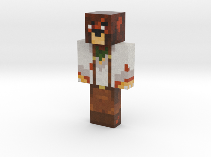 Moustafa74 | Minecraft toy 3d printed