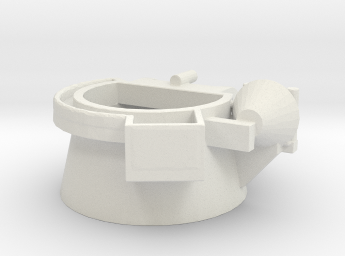 1/72 Scale M163 Turret for M113 3d printed