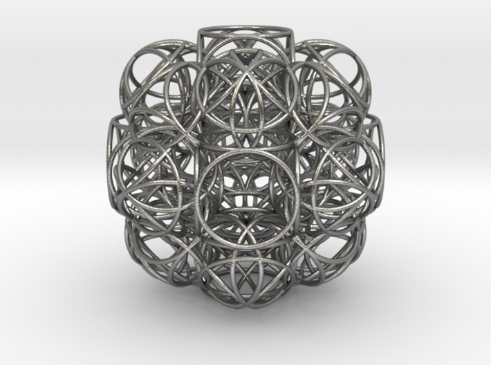 Alpha Light Radiation Fusion 3d printed