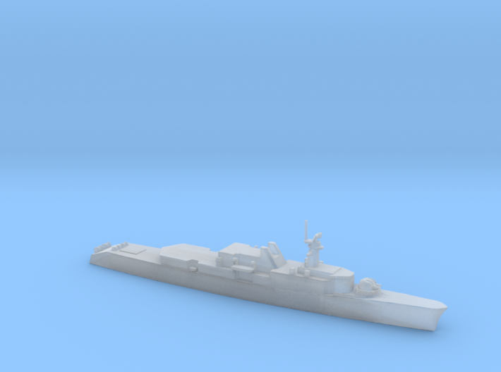 1/2400 Scale HMCS Annapolis DDH 265 3d printed
