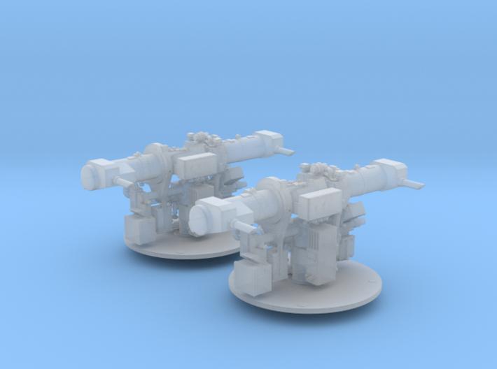 1/128 DKM 3m HA Rangefinder Set x2 3d printed