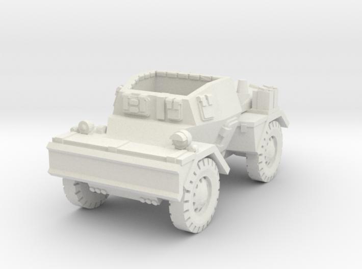 Daimler Dingo mk3 1/100 3d printed