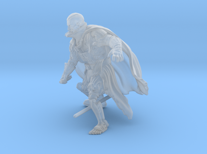 The King of Ashes 3d printed