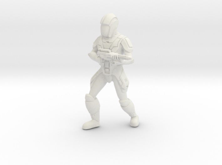 Sith Trooper with Carbine 2 3d printed