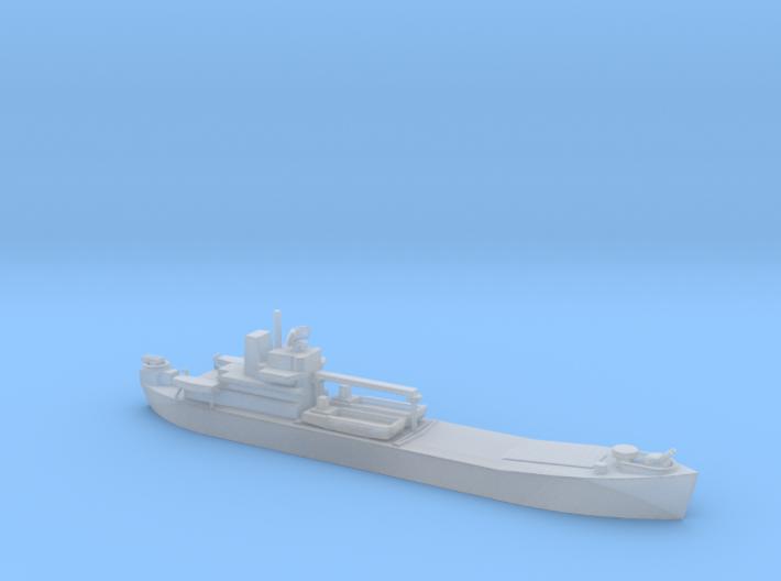 1/1250 Scale JMSDF LST-4151 3d printed