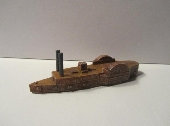 1/600 USS Lexington 3d printed Painted by Nick Nascati