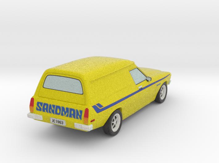 Holden Sandman_yellow 3d printed