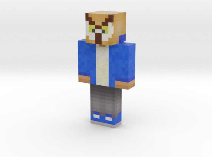 cj_crafts_gta | Minecraft toy 3d printed