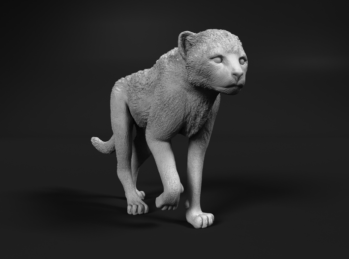 Cheetah 1:9 Walking Cub 2 3d printed