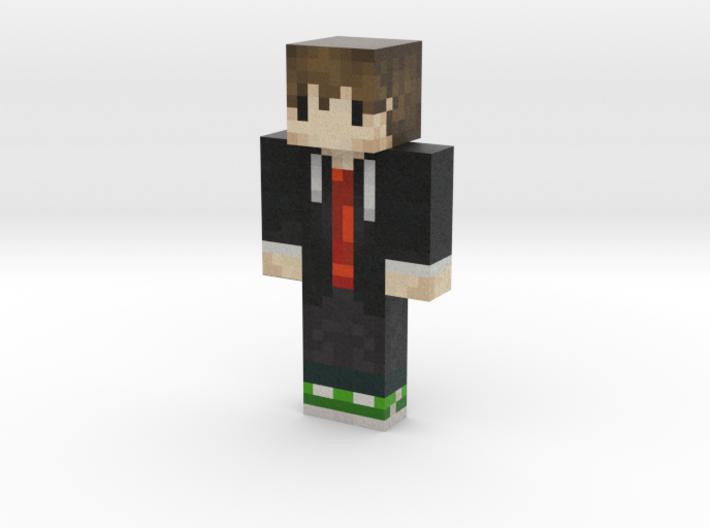 SushiSkeleton | Minecraft toy 3d printed