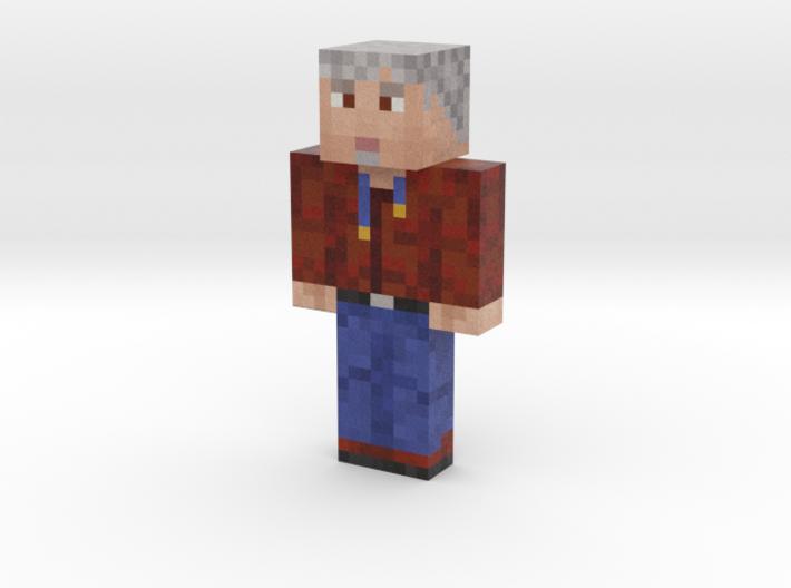 RedstoneFiend | Minecraft toy 3d printed