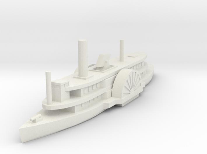 1/600 CSS General Bragg  3d printed