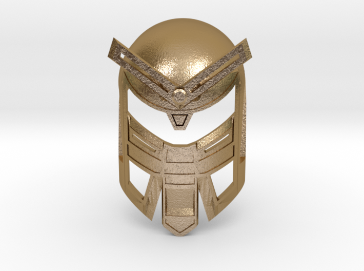 Mask of Power 3d printed