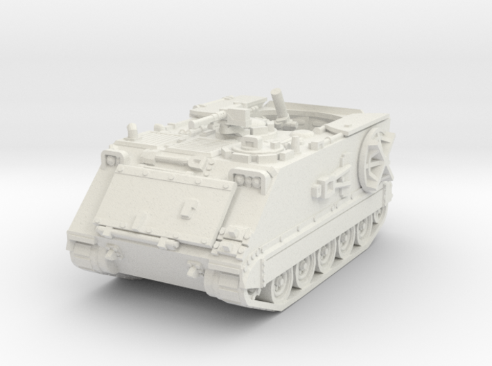 M106 A1 Mortar (open) 1/72 3d printed