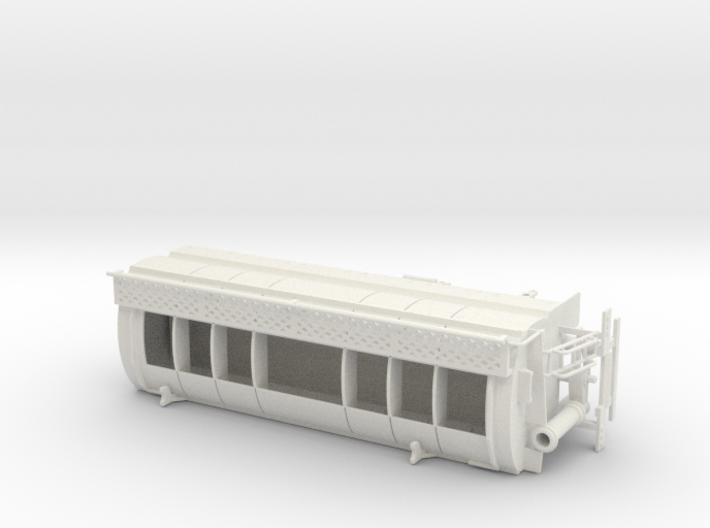 1/50th Walinga type Bulk Feed Truck Body 3d printed