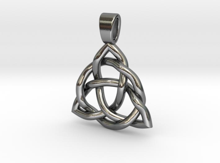 Triquetra 2019 Version 18MM 3d printed