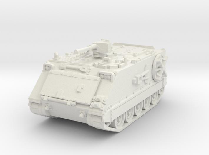 M106 A1 Mortar (closed) 1/72 3d printed