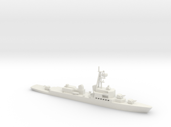 1/600 Scale Spanish Navy Destroyer Oquendo Class 3d printed
