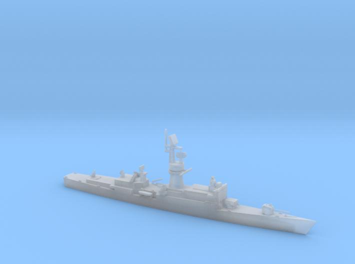 1/1250 Scale Baleares class Missile Frigate Modifi 3d printed