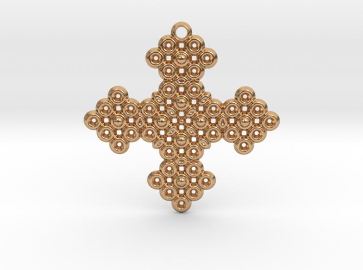 PGon Cross 3d printed