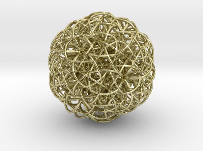 fusion allmatter metal 3d printed
