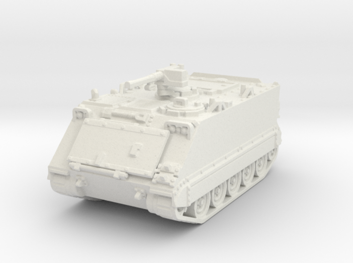 M113 A1 (closed) 1/100 3d printed
