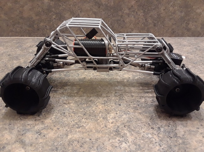 Fat Girl Buggy 1/24 Barrage/Losi 3d printed