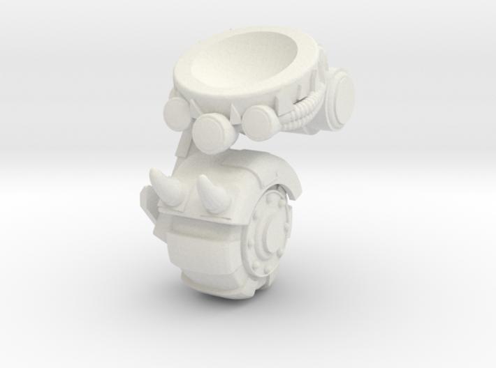Space Orks MotorHedz Wheel Legs Type 04 3d printed