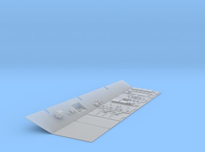 SUKHOI SU27 (CARF MODELS) COCKPIT (N) 3d printed