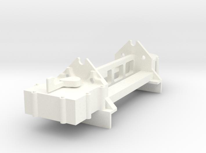 SUKHOI SU27 (CARF MODELS) COCKPIT (O) 3d printed