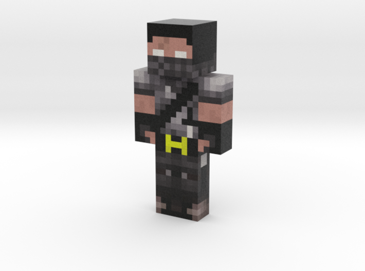 stoorm   Minecraft toy 3d printed