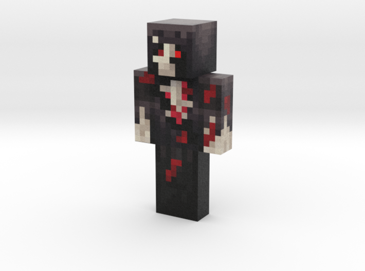 Noin777   Minecraft toy 3d printed