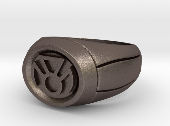 Phantasm Lantern Ring 3d printed