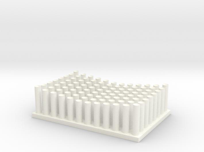 Design9_concave_round_6d_stl_OUT4 3d printed