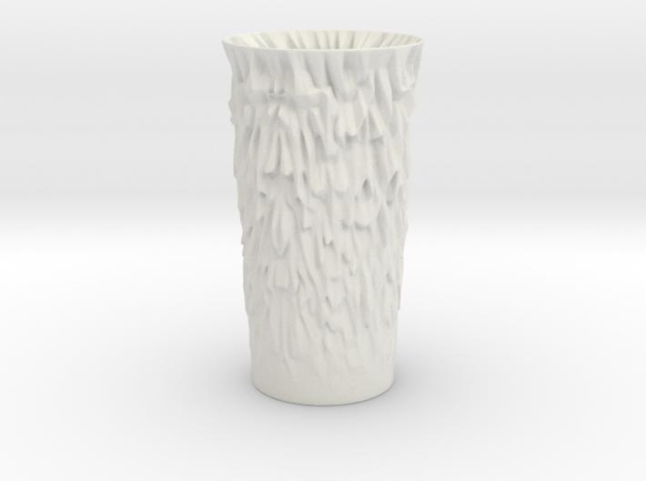 Random Vase 3d printed