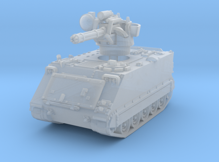 M163 A1 Vulcan (early) 1/200 3d printed