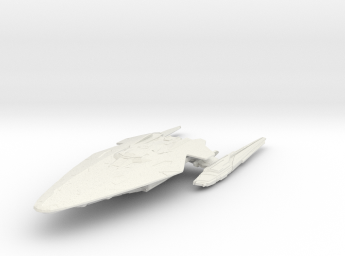 Federation Wasp Class S31 Cruiser 3d printed
