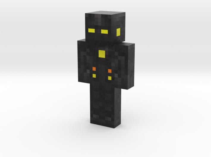 ShoXyE | Minecraft toy 3d printed