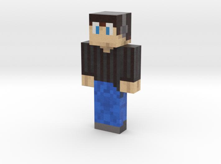 Gary520 | Minecraft toy 3d printed