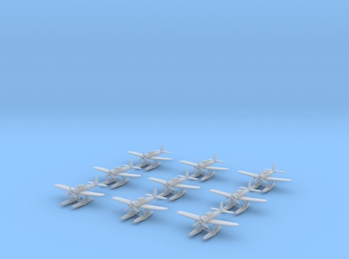 1/600 DKM Arado AR196 Set x9 3d printed