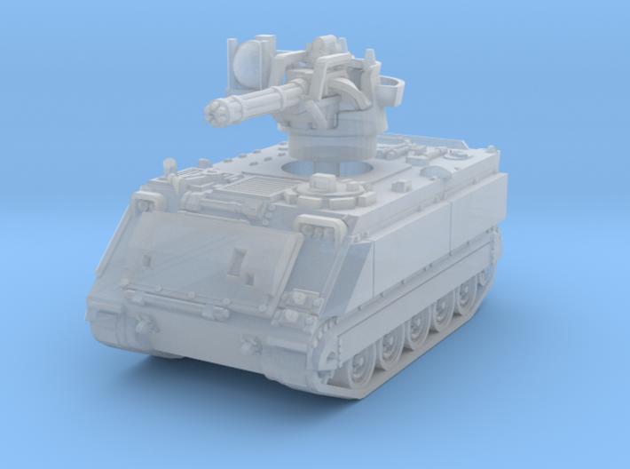 M163 A1 Vulcan (late) 1/160 3d printed