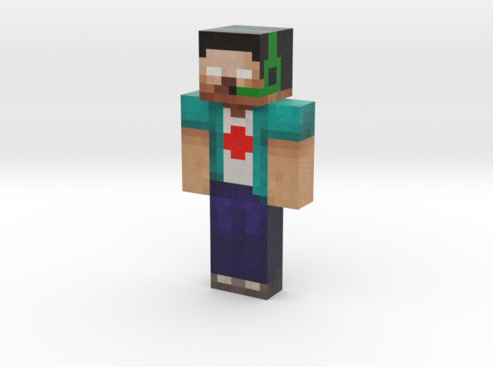 Mmedic23 | Minecraft toy 3d printed