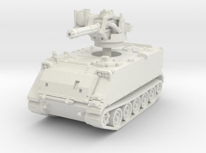 M163 A1 Vulcan late (no skirts) 1/87 3d printed